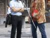 Lewis Trondheim et Sergio Honorez, Directeur Éditorial