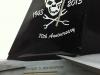 L'escadron des Jolly Rogers fête son soixante-dixième anniversaire. Il a ete cree apres Pearl Harbor. C'est l'escadron le plus décoré de l'US Navy.