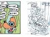 BULBOX, une nouvelle série du Journal de Spirou, par Netch.