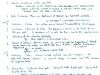Une page du manuscrit original du scénario de Denis Lapière.