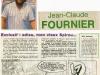 Annonce de rupture dans Ouest-France en 1980