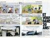 Page (3/3) de BD pour un dépliant pour les Maisons Phénix