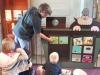 Pierre Bailly explique comment créer une hisoite de Petit Poilu