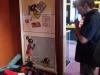 Pierre Bailly inspecte toutes les salles...