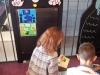 Les enfants en pleine concentration !