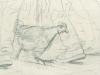 J.K.J. Bloche 24 : crayonné