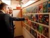 Visite commentée de l'exposition Spirou, de main en main au CBBD.