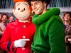 Spirou et Gaston de nouveau réunis.