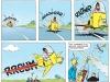 Zantajet : Extrait de ''Spirou et les héritiers''
