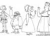 Recherches : personnages