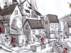 Le Royaume : vue de la ville
