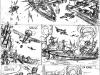 Les Brigades du temps tome 3 : storyboard de la planche 50