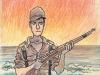 Les Guerres silencieuses (recherches) : pépé