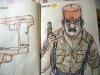 Les Guerres silencieuses (recherches) : sergent