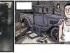 La vieille Erskine convertie en camionnette