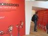 L'exposition Spirou de main en main au CBBD