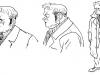 Maggy Garrison, tome 1 : recherches de personnages