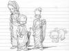 Seuls, tome 8 : Recherche de personnages