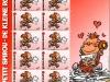 Enfin un timbre Le Petit Spirou en Belgique