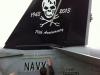 L'escadrille Jolly Rogers, la plus décorée de l'US Navy, créée au lendemain de Pearl Harbor.