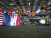 Lendemain de fête, visez la taille des drapeaux.