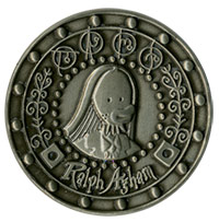 Un astol, monnaie d'Astolia