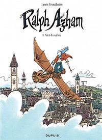 Ralph Azham, tome 9