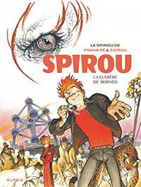 Le Spirou de Frank Pé et Zidrou
