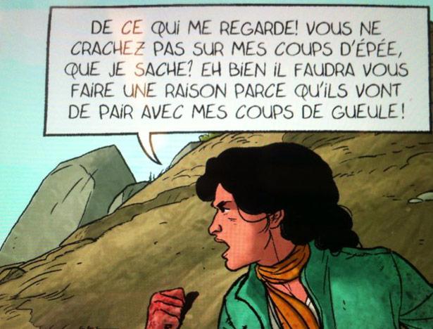 """""""Adelante"""" de Giroud et Rey"""
