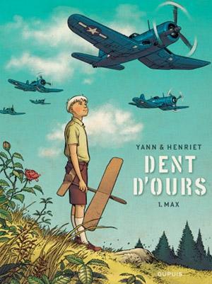 Dent d'ours de Yann et Henriet
