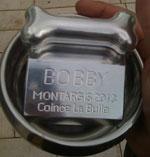 Serge Pellé prix du meilleur dessin au festival de Montargis