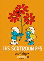 1er volume de L'Intégrale des Schtroumpfs