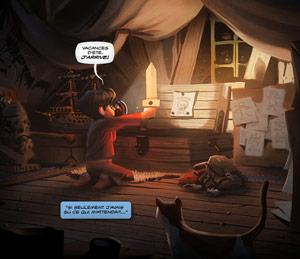 Wormworld Saga, chapitre 1