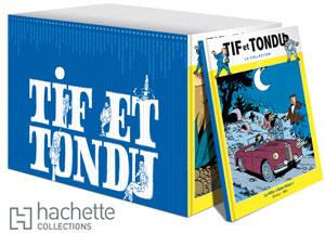 Hachette lance la collection Tif et Tondu collector