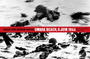 Magnum Photos / Aire Libre : Omaha Beach, 6 juin 1944.