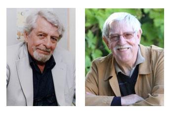 Jean Roba et Raoul Cauvin entrent dans le dictionnaire