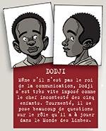 Dodji, un héros de SEULS