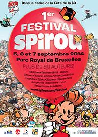 1er Festival SPIROU