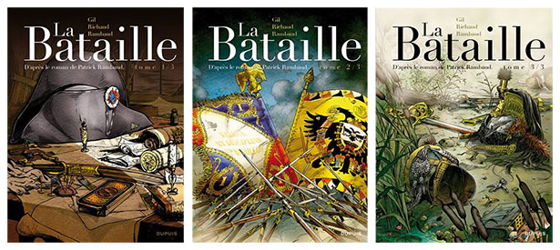 La Bataille est sélectionnée pour le Prix Historia 2014
