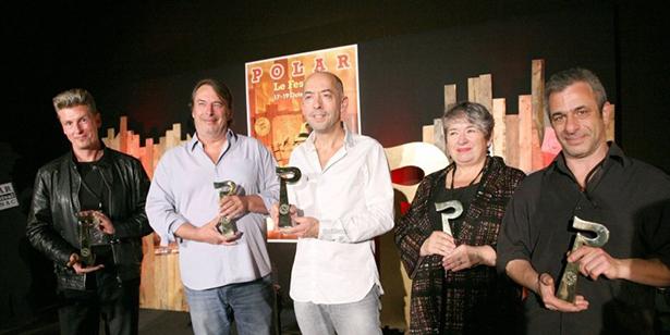 Alain Dodier et Eric Maltaite récompensés au festival Polar de Cognac