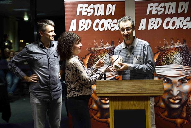Luca Erbetta (Alter Ego) récompensé !
