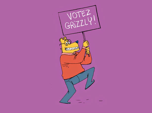 Benoît Feroumont : Lolcat power - Votez pour moi !