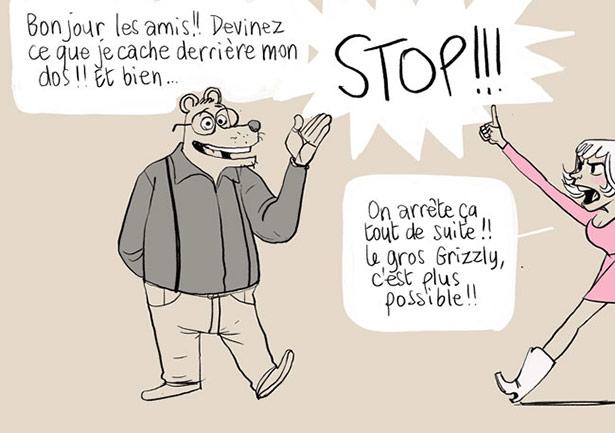 Benoît Feroumont : Lolcat power où cela finit allongé...