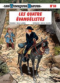 Les Tuniques Bleues, tome 59