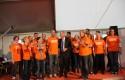 Le Groom service et Le Ministre Didier Reynders