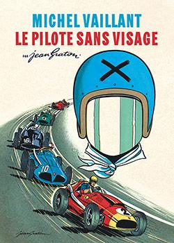 Michel Vaillant tome 2, édition de luxe