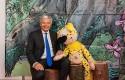 Le Ministre Didier Reynders en bonne compagnie...