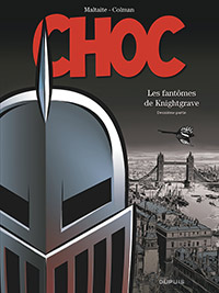 CHOC, tome 2 (Parution : 8 avril 2016.)