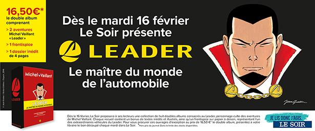 LE SOIR présente LEADER