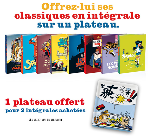 L'âge d'or du Journal Spirou